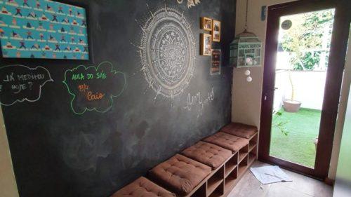 O corridor da criatividade